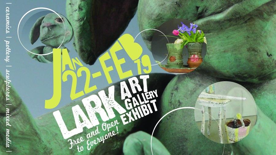 LaRK Ceramics Exhibit